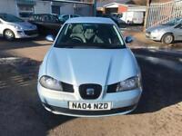 Seat Ibiza 1.2 12v 2004 - ONLY 83K - YEARS MOT