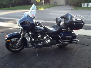 Harley-Davidson Electraglide Classic Peace Officer Special