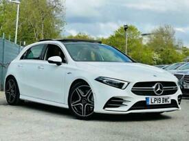 image for 2019 Mercedes-Benz A Class 2.0 A35 AMG (Premium Plus) SpdS DCT 4MATIC (s/s) 5dr