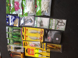 Fishing lures and others