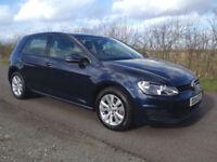2014 VW GOLF SE BLUEMOTION TECH TDI AUTOMATIC **ONLY 68,000 MILES**