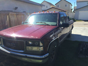 Gmc Pickup Truck   Find Great Deals on Used and New Cars & Trucks in Calgary   Kijiji Classifieds