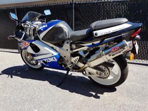 Suzuki TL 1000R
