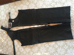 Z1R leather chaps