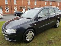Fiat Stilo 1.9JTD Active Estate Diesel PX Swap Anything considered