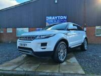 2011 Land Rover Range Rover Evoque 2.2 SD4 Prestige 3dr COUPE Diesel Manual