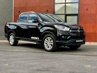 2021 Ssangyong Musso Brand new Musso Rebel with leather apple play heated seats
