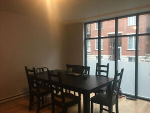 2 room apartment to rent during the summer