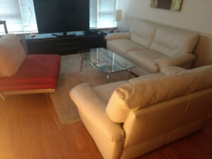 Love seat and sofa exelent condition!