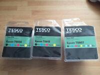 Brand new ink cartridges