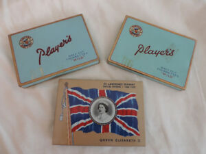 VINTAGE CIGARETTE & PIPE TOBACCO TINS
