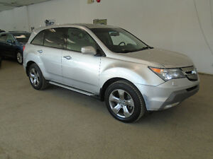 2008 ACURA MDX ELITE 7 PASS! NAVI! 2 SETS OF TIRES ONLY $10,900! Edmonton Edmonton Area image 2