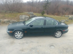 2002 Jaguar x type 3.0