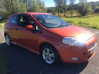 Fiat punto active sport 1.4 petrol manual hatchback