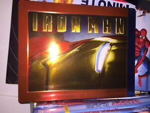Iron Man blu ray steelbook rare