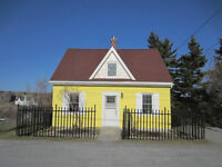 Newly Renovated Circa 1870's 2 BR Cottage