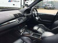 2005 BMW X5 3.0d Sport AUTO FSH STANDARD CHEAPER TAX 218 BHP TD AUTO 4X4 SAT NAV