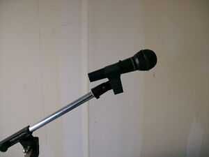 Mic and Boom Stand