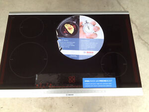 BOSCH Cook Top  Induction NEW Never used