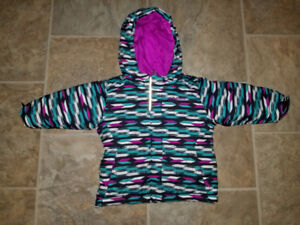 Toddler girls size 2 snow pants and jacket