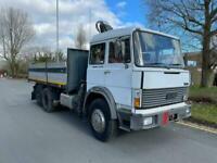 Fiat Left hand drive Fiat / Iveco,190.35, Crane lorry