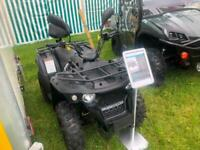 New Quadzilla QZ150 2wd Road Legal Quad Preorder
