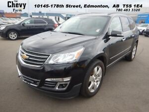 2013 Chevrolet Traverse LTZ AWD  Nav-Leather