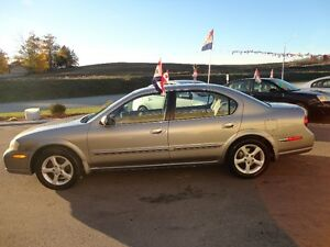 2001 Nissan Maxima GXE Sedan E-TESTED & CERT Kitchener / Waterloo Kitchener Area image 3