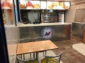 A3 CHICKEN SHOP FOR QUICK SALE