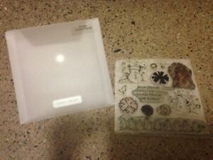 Stamps - close to my heart, stampin' up, etc