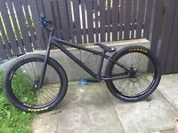LOOKING FOR A JUMP BIKE, downhill, kona , halo , gusset, dmr , specialized, mongoose, bomber, narco