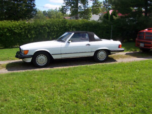 1988 560 SL Mercedes-Benz for sale