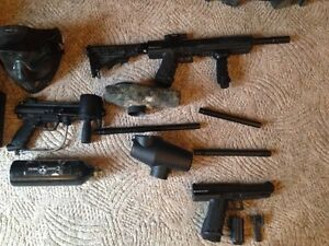 Paintball Gear and Accessories for Sale