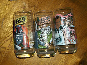Star Wars glasses Cornwall Ontario image 1