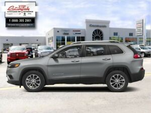 2019 Jeep Cherokee Limited FWD  - Leather Seats