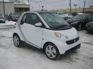 Smart Fortwo  2013 Automatique Air Climatise Garantie 3995$