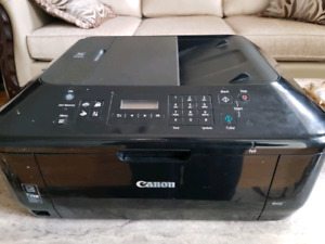 Canon MX432 printer with new color cartridge