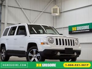 2016 Jeep Patriot High Altitude 4WD (toit ouvrant-cuir)