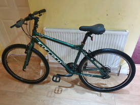 27.5 Carrera parva limited edition mountain bike,good working conditio
