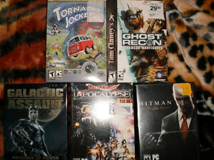 5 Games For 10 Dollars