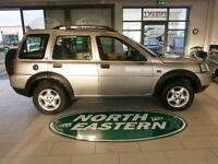 2004 Land Rover Freelander 2.0 TD4 SE 5dr