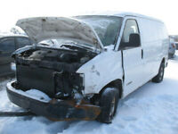 FOR PARTS 2005 CHEVROLET EXPRESS G2500@PICNSAVE WOODSTOCK Woodstock Ontario Preview