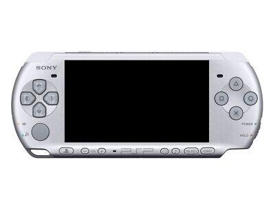 SONY PSP 2004 PLAYSTATION PORTABLE SILVER BOXED  na sprzedaż  Wysyłka do Poland