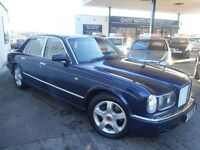 Bentley Arnage R (peacock blue) 2003