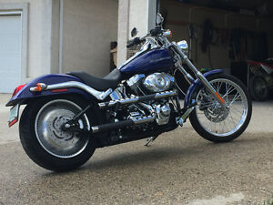 2007 Harley Davidson Softail Deuce