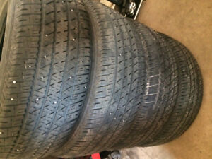 4 Tires Firestone FR710  P215/60/R16