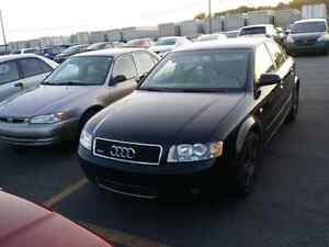 Audi a4 quattro 1.8 turbo