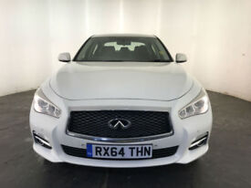 2014 64 INFINITI Q50 SE DIESEL 1 OWNER FROM NEW INFINITI SERVICE HISTORY FINANCE