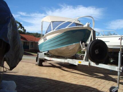 Savage Aluminium Runabout Swan View Swan Area Preview