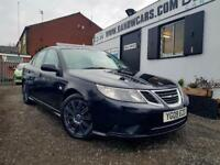 SAAB 9-3 LINEAR SE TID Black Manual Diesel, 2009